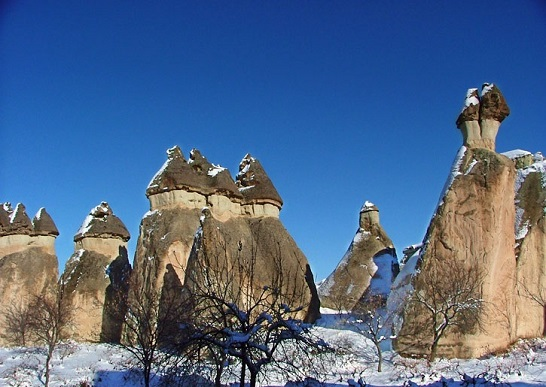 Cappadocia Adventure Tour in Turkey