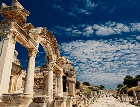 Ephesus City Tours in Turkey