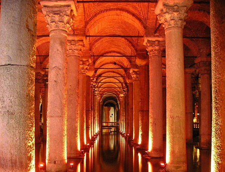 Basilica Cistern - Private Tours in Istanbul